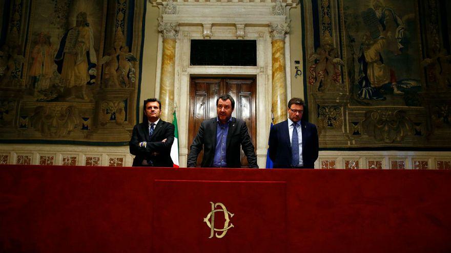 Változóban az olasz pártok támogatottsága