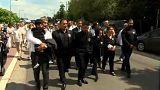 Bélgica despide a la niña kurda abatida por la policía