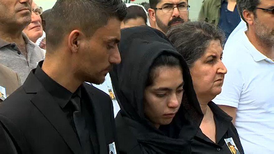 Belgium: eltemették a kurd kislányt