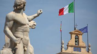 L'Italie en pleine crise de nerfs