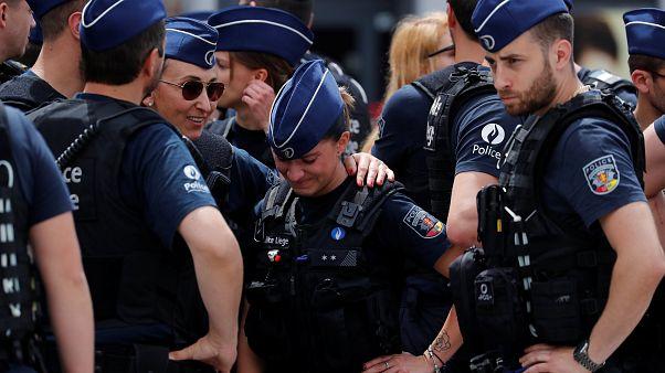 Lüttich trauert: Getötete Polizistin war Mutter von 13-jährigen Zwillingen