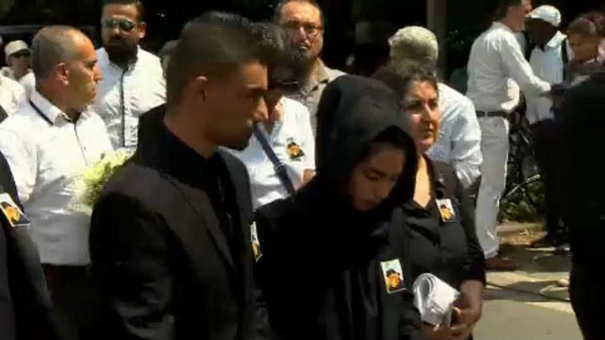 Θρήνος στην κηδεία της δίχρονης από το Ιράκ