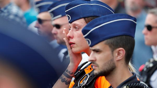 Λιέγη: Πένθος και αναπάντητα ερωτήματα