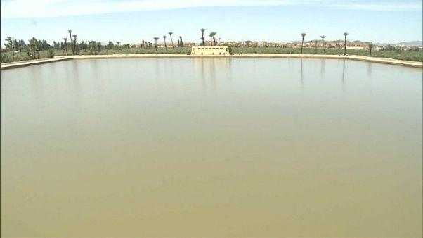 حوض منارة في المغرب