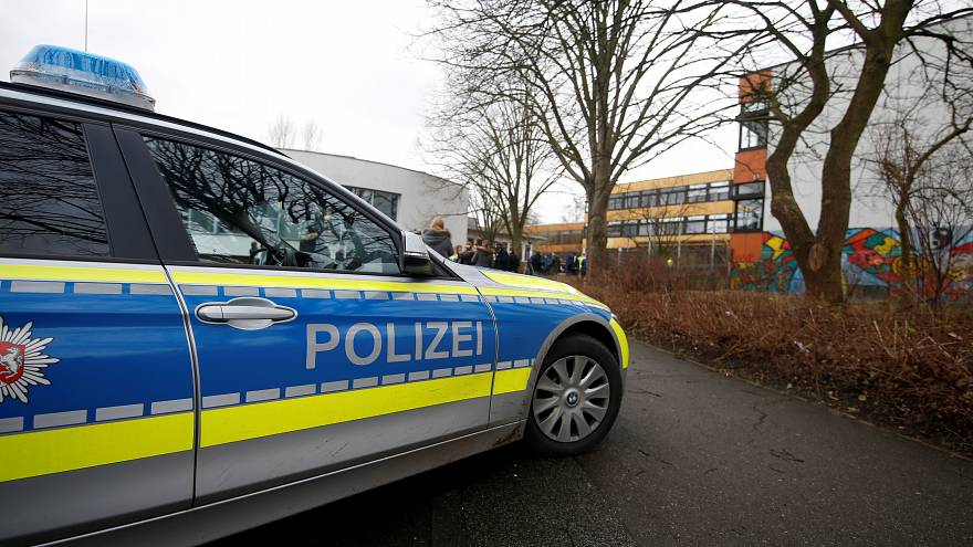 One dead, two injured in northern Germany knife attack