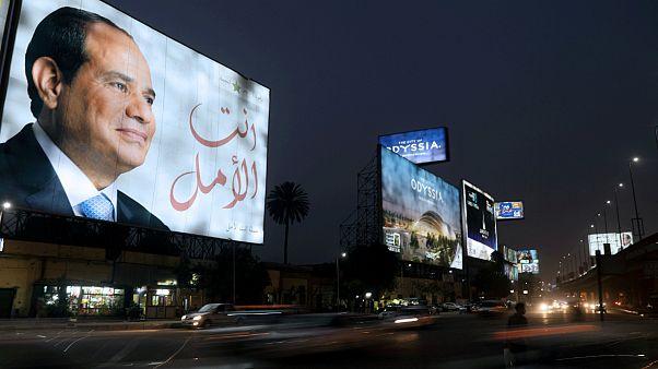 افزایش سرکوب مخالفان در مصر پس از انتخاب مجدد سیسی