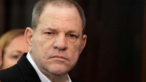 Harvey Weinstein indicted for rape