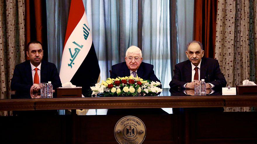Irak'ta kısmen iptal edilen seçim, cumhurbaşkanı ile meclisi karşı karşıya getirdi