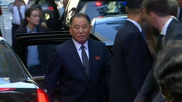 Nordkoreas Ex-Spionagechef besucht US-Außenminister