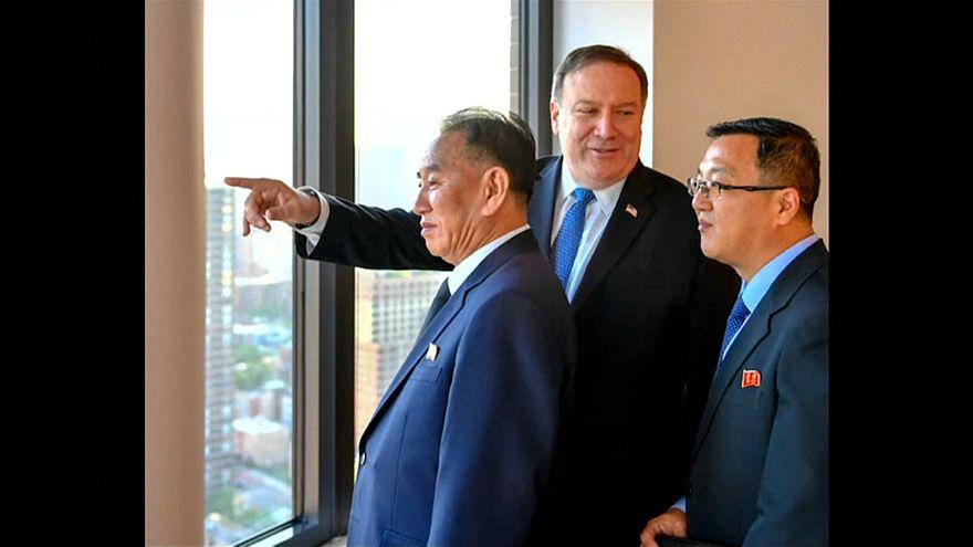 Contactos de alto nivel para allanar la cumbre entre Kim y Trump