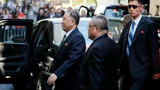 Kuzey Koreli üst düzey diplomat Chol ABD Dışişleri Bakanı Pompeo ile görüştü