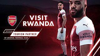 Η Ρουάντα...χορηγός της Άρσεναλ