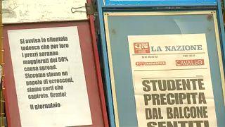 الأزمة السياسية تدفع بالإيطاليين لشن حملة على السياح الألمان