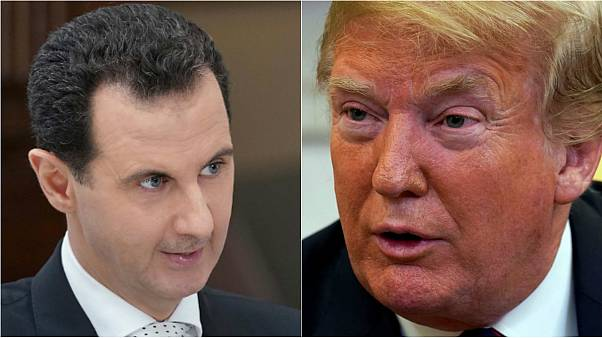 """مقابلة تلفزيونية: الأسد ردا على وصف ترامب له """"بالحيوان"""": الكلام صفة المتكلم"""
