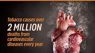 Παγκόσμια ημέρα κατα του καπνίσματος: «Φουγάρα» Έλληνες και Κύπριοι
