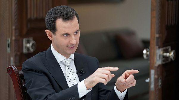 Esad: Rusya'nın desteği Batılı ülkeleri durdurdu