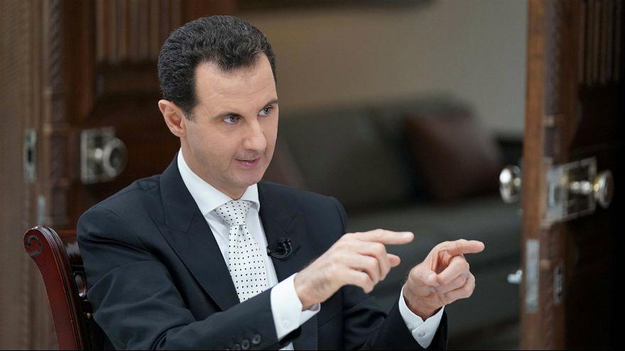 رئیس جمهوری سوریه