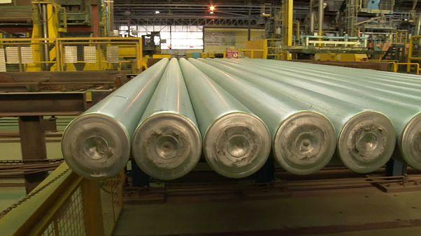 США вводят пошлины на сталь и алюминий