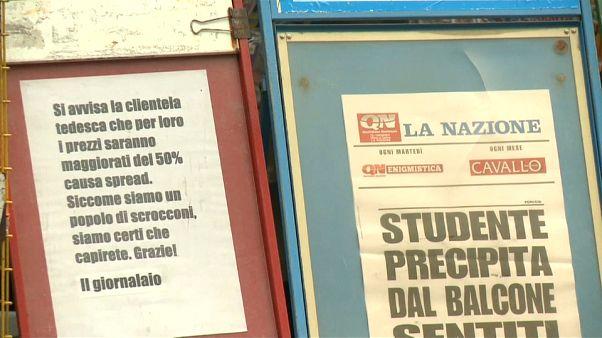 İtalyanlardan Alman siyasiye iğneleyici cevap