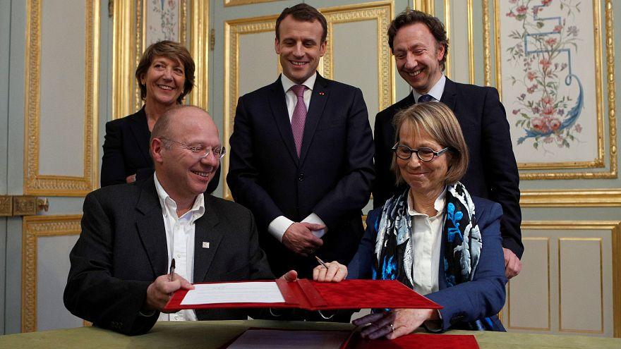 Un loto organisé par Stéphane Bern pour restaurer des monuments en péril.