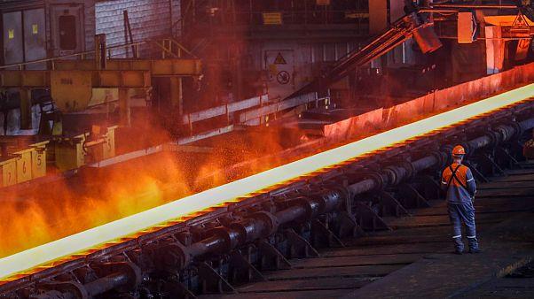 کارخانه ای در بلژیک