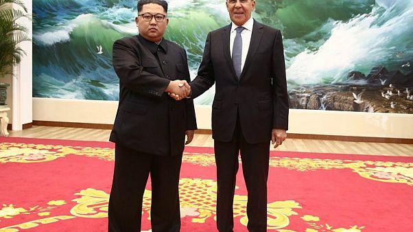 Lavrov meghívta Moszkvába Kim Dzsongunt