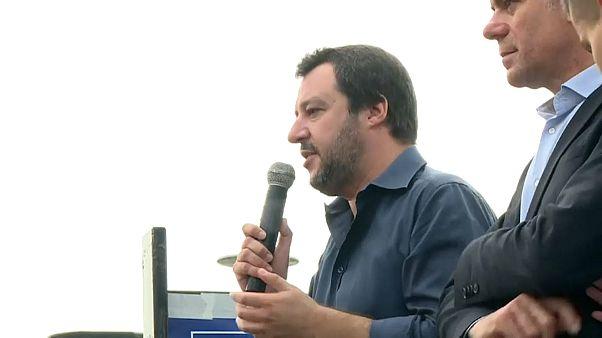 Liga mais próximo de governar Itália