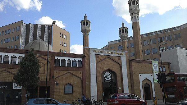 مسجد شرق لندن