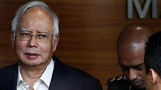 Eski Malezya Başbakanı Necip Razak