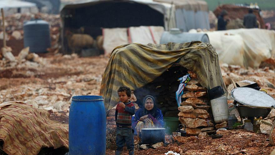 """دعوات """" لتشجيع"""" اللاجئين السوريين على العودة إلى بلادهم"""