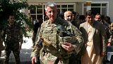 فرمانده نیروهای آمریکایی در افغانستان