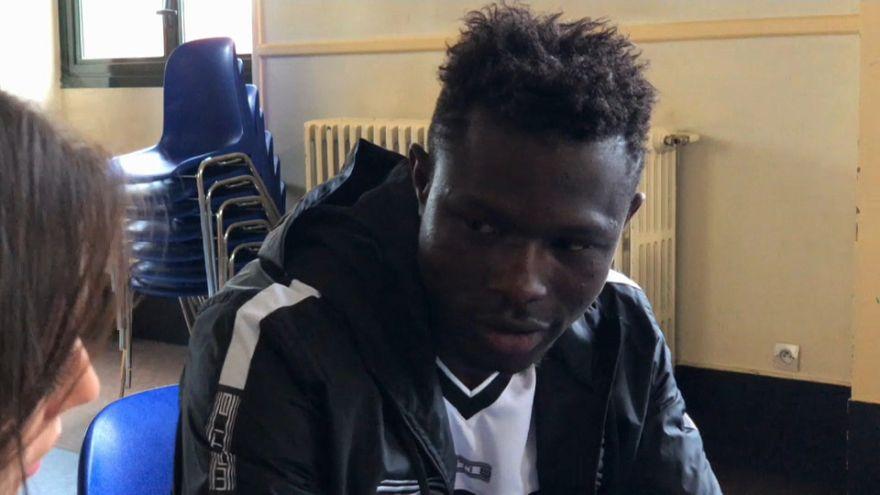 """Gassama, el """"spiderman"""" de Mali: """"En Libia es terrible, nos tratan como esclavos"""""""