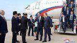 Β. Κορέα: Συνάντηση Σεργκέι Λαβρόφ - Κιμ Γιονγκ Ουν