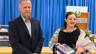 Στην Κύπρο η Καλύτερη Δασκάλα της Χρονιάς