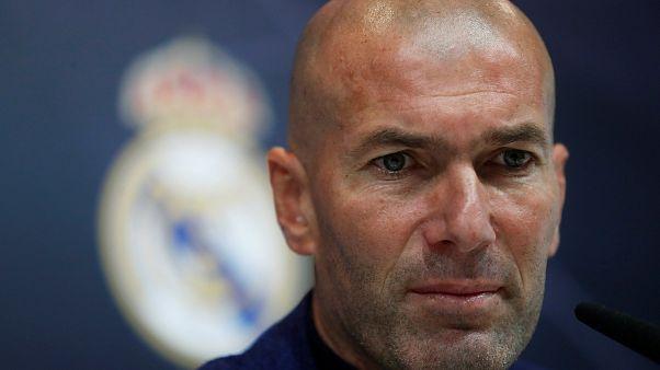 Elhagyja a Real Madridot Zinédine Zidane