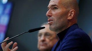 Zidane deixa Real Madrid