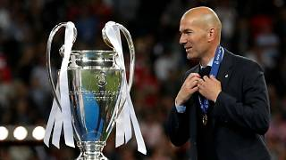 Zidane tritt bei Real Madrid zurück