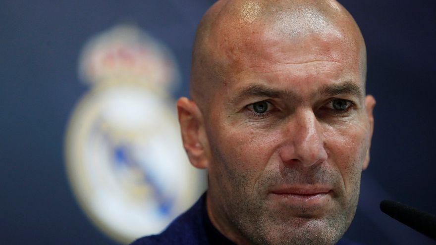 Clamoroso: Zinedine Zidane lascia a sorpresa il Real Madrid