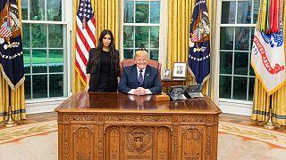 Όταν ο Τραμπ συνάντησε...την Κιμ!