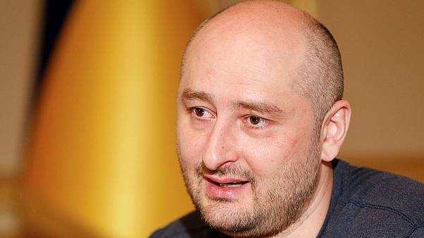 Arkady Babchenko alive and well after staging his assassination