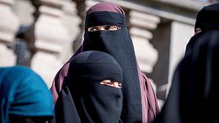 دانمارک قانون منع پوشیدن برقع و روبنده در اماکن عمومی را تصویب کرد