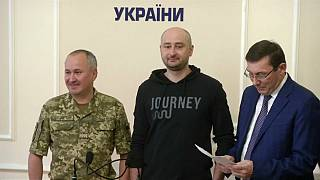 Críticas a la simulación del asesinato de Babchenko