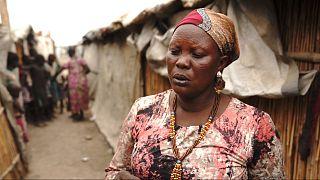 A nemi erőszak áldozatait segítik a háborús zónában