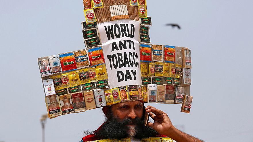 ВОЗ призывает не губить сердце табаком