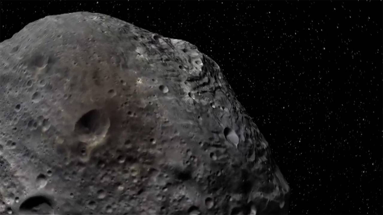 What's the risk from asteroids, and what's being done about it?