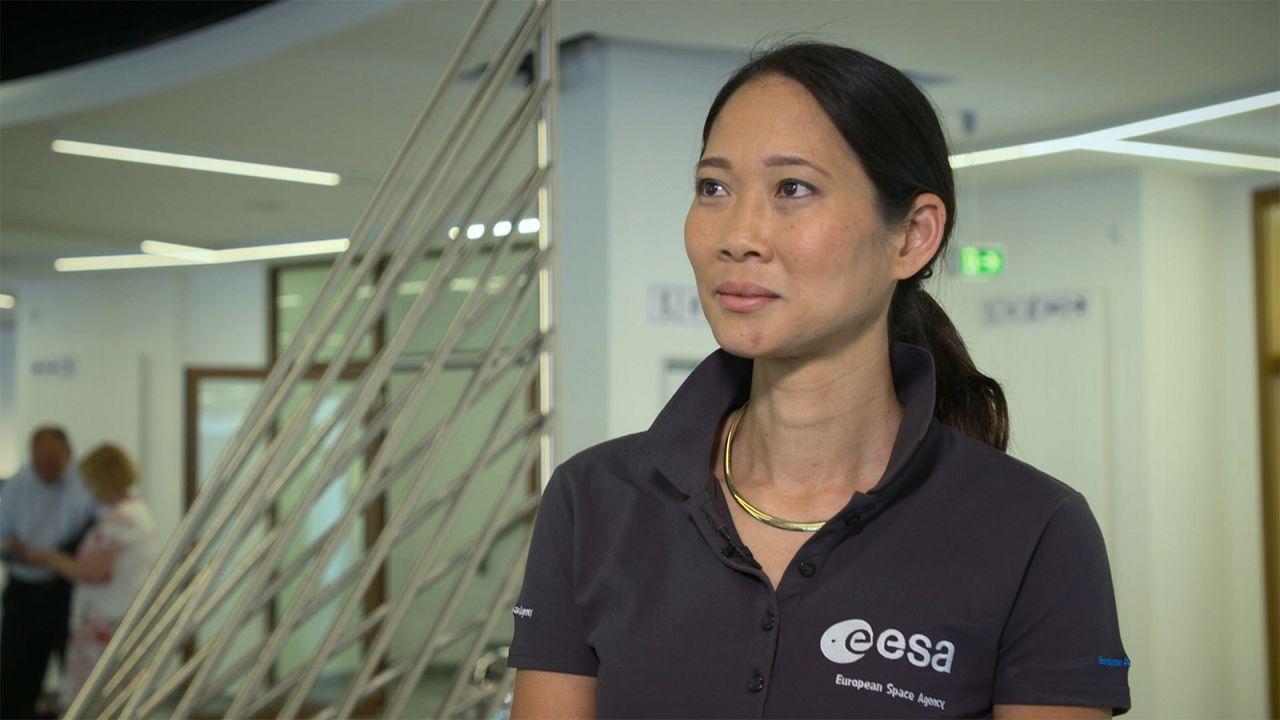 """""""Wird es einen europäischen Astronauten auf dem Mond geben?"""""""
