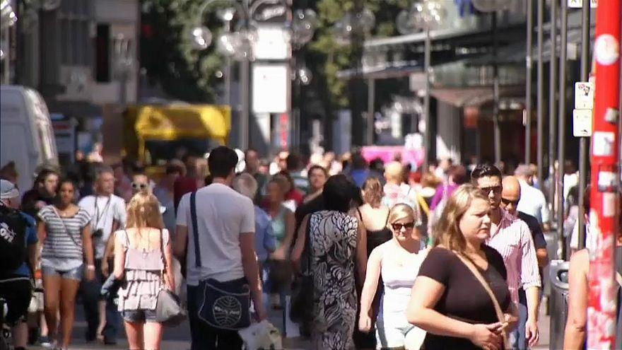 Arbeitslosigkeit in Eurozone fällt auf tiefsten Stand seit 2008