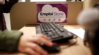 Zone euro : chômage au plus bas depuis la crise finanicère