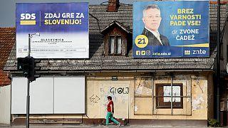 Orbán szövetségese nyerheti a választásokat Szlovéniában