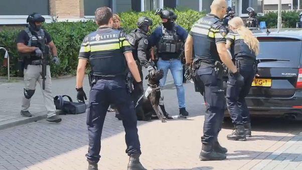 الشرطة الهولندية تطلق النار على لاجئ سوري طعن كلبهم!